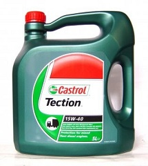 Castrol Tection 15W40 (5 L)