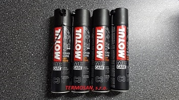 Motul C3 CHAIN Lube Offroad (400ml)