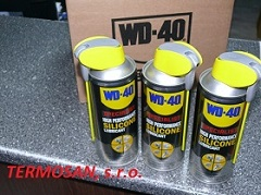 WD-40 Specialist HP Silicone Lubricant 400ml